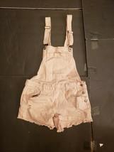 Forever 21 Light Pink Jean Shortalls Size 27 Juniors Size 5 - $20.00
