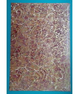 VICTORIAN Ornamental Paper Arts Crafts Scrapbook Projects - 6x Sheets Gr... - $18.00
