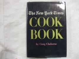 New York Times Cookbook [Hardcover] Clairborne, Craig - $34.00