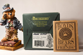 Boyds Bears: Uncle Elliot - The Head Bean Wants You - 195962 - Special Edition image 2