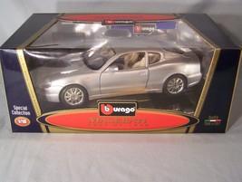 Maserati 3200 GT 1998 1:18 scale diecast Burago Bburago Special Collection - $41.47