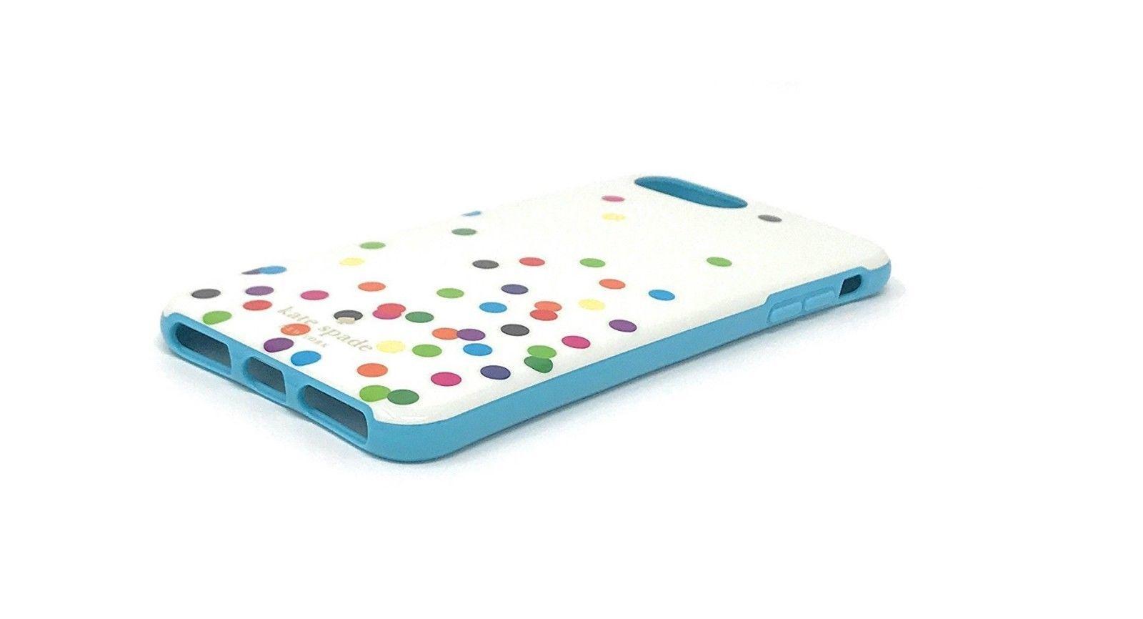 Kate Spade New York Case for iPhone 8/7 Plus/6s PLUS - Confetti Dots Multi-Color image 3