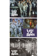 Lost In Space TV Show 3x Rare Deleted Postcard s - $8.99