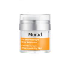 Murad City Skin Overnight Detox Moisturizer  1.7oz