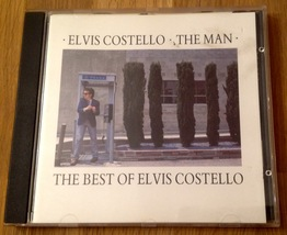 Elvis Costello The Man The Best Of Cd (1986) Greatest Hits  - $4.99