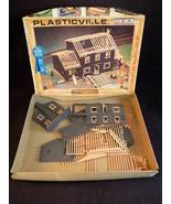 Vintage PLASTICVILLE USA HO Scale HOUSE UNDER CONSTRUCTION Model #2803 - $13.85