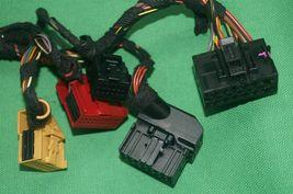 AUDI A4 S4 CABRIOLET COMFORT CONVENIENCE CONTROL MODULE CCM Wire Harness Plugs image 3