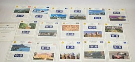 PCS Statehood Quarters Collection Volume I 15 States - $99.00
