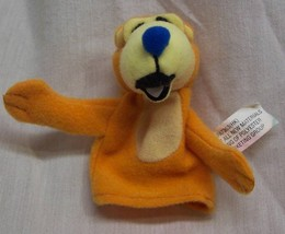 "Bear In The Big Blue House Bear Finger Puppet 3"" Plush Stuffed Animal Toy - $14.85"