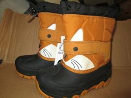 Toddler Boy's Bernardo Fox Winter Boots By Cat & Jack New - $15.00