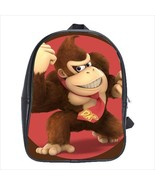 School bag 3 sizes donkey kong - $39.00+