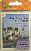 How Many Days to America? Book & Cassette: A Thanksgiving Story [Aug 28,... - $12.97