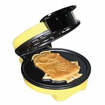 "Minions Waffle Maker - Electric Waffle Iron Kitchen Appliance -""Dave"" Ye... - ₹3,198.30 INR"