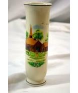 """Rosenthal Netter Country Church Vase 6 1/4"""" - $56.69"""