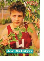 Joey Mcintyre teen magazine pinup clipping New Kids on the block muscles H