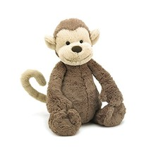 Jellycat Bashful Monkey Medium inches - $22.50