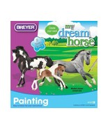 Breyer Stablemate My Dream Horse Family Painting Kit Includes Paints & B... - $12.00