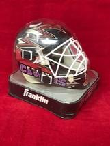 Vintage PHOENIX COYOTES Franklin Sports NHL Mini Goalie Mask Helmet NEW ... - $29.41