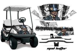 Club Car Precedent Golf Cart Graphic Kit Wrap Parts AMR Racing Decals HA... - $297.95
