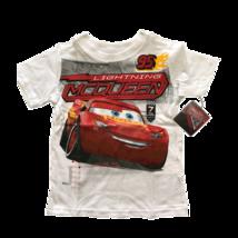 Disney Cars 3 Boys Tshirts (2T, White) - $5.87