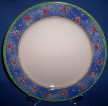 Sango Blueberry Sky Dinner Plate Sue Zipkin Watercolors Blue Flowers Floral - $12.64 & Sango Dinner Plate: 72 listings