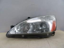 2003 2004 2005 2006 2007 Honda Accord Sedan Driver Lh Headlight Oem 223 - $48.50