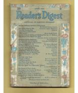 Pair, WW II Era READER'S DIGEST Magazines (April & June 1943) - Very Goo... - $10.50