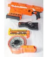 Nerf Demolisher 2in1 Motorized Dart Missile Blaster Stock & 35 Round Amm... - $49.49