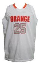 Rakeem Chrtistmas #25 College Basketball Jersey Sewn White Any Size image 1