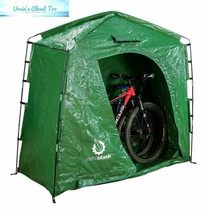 The YardStash IV: Heavy Duty, Space Saving Outdoor Storage Shed Tent - $179.73