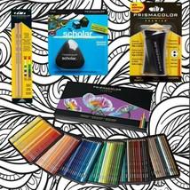 Prismacolor Premier Coloured Pencils 150 + Scholar Eraser + Sharpener & ... - $176.79