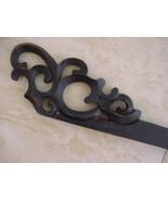 8 Hand carved Elegant Quilt or Textile Art Display Hangers Rod Rack Fini... - $151.99