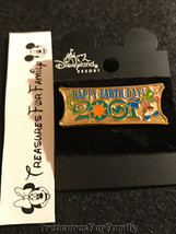Disney Pin Happy Earth Day 2001 Jiminy Cricket Pinocchio NEW FREE SHIP - $8.99