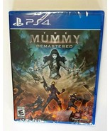 The Mummy Demastered Game PS4 PlayStation 4 New/Sealed Limited Run (Way Forward) - $87.07