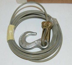 Unbranded 4010013569096 Single Leg Wire Rope Assembly SW29786 image 2