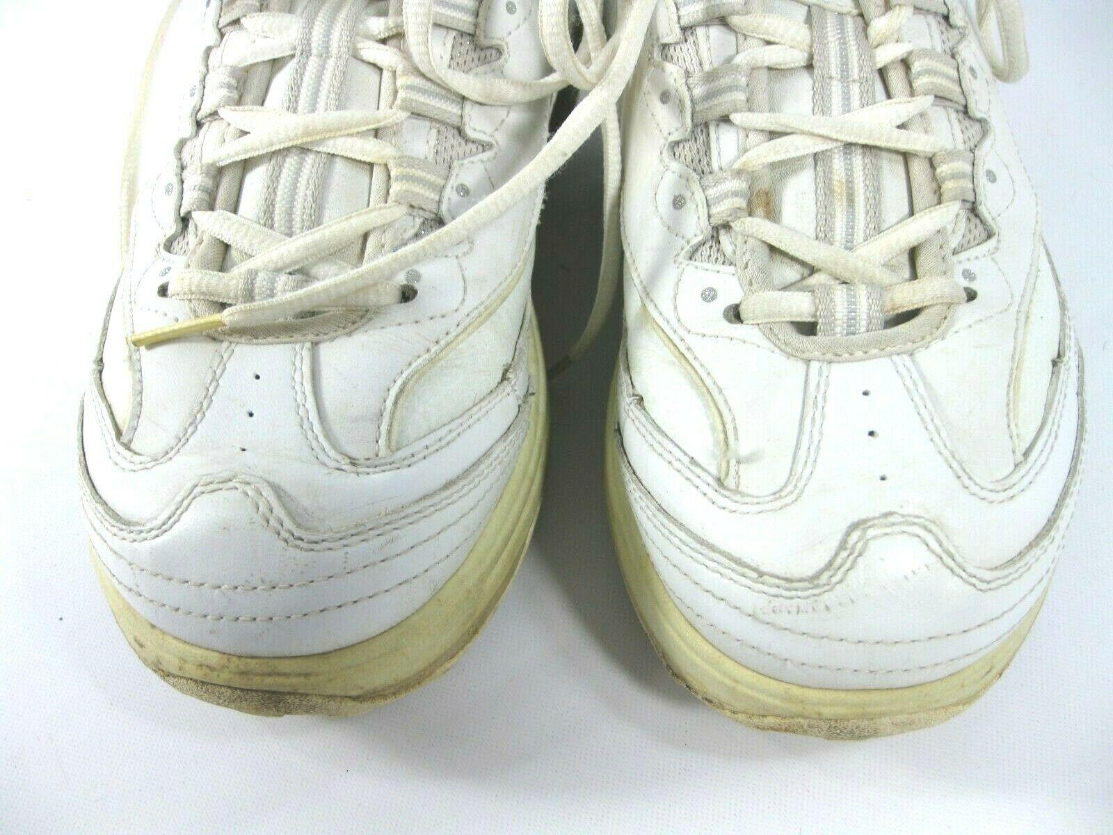 Sketcher Shape Ups Womens Size 8 White 11800 Fitness Sneaker Walking Shoes image 8