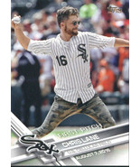 2017 Topps First Pitch #FP-12 Chris Lane  Chicago White Sox - $0.99