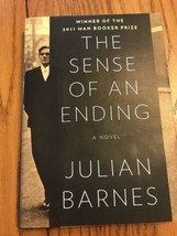 Il Sense Of An Ending (Borzoi Libri) di Julian Barnes Spedito N 24h - $32.83
