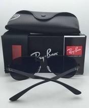 Polarized RAY-BAN Sunglasses TECH SERIES 8318-CH 002/5L Black w/Chromance Mirror - $299.95