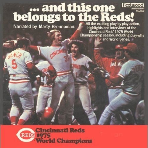 ...and this one belongs to the reds LP [Vinyl] MARTY BRENNAMAN