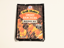 McCormick Grill Mates Smoky Ranchero Marinade Mix 1.25 oz - $5.99