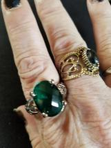 Haunted Male Djinn An Elder Djinn Ring Size 9 - $150.00