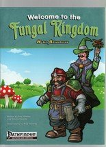 Welcome to the Fungal Kindgom - 8-Bit Adventure - SC - 2016 - Fat Goblin... - $15.29