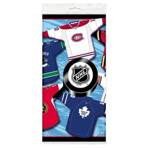Unique Plastic NHL Fans Table Cover, 84-Inch by 54-Inch - €8,66 EUR