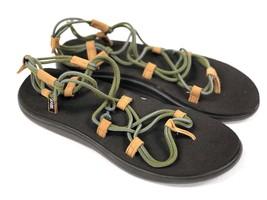 Teva Women's Voya Infinity Avacado Green Sandals Shoes 1019622 Strappy S... - $38.99