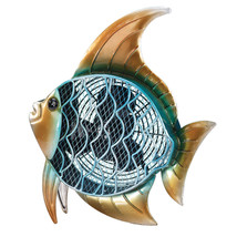 DecoBreeze Tropical Fish Figurine Fan DBF0368 - $84.99