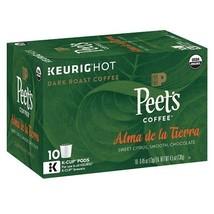 Peet's Coffee Alma de la Tierra Keurig K-Cups - $18.76