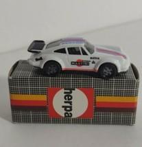 Herpa 1:87 Porsche 911 Turbo Type 930 Boxed 3552 Martini - $27.71