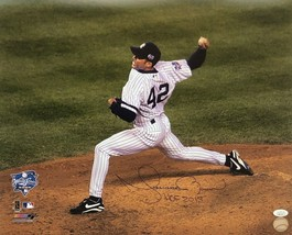 Mariano Rivera Signed Yankees 2000 World Series 16x20 Photo HOF 2019 Insc. JSA - $395.99