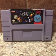 Lost Vikings 2 (Super Nintendo Entertainment System, 1997) SNES Authenti... - $70.62